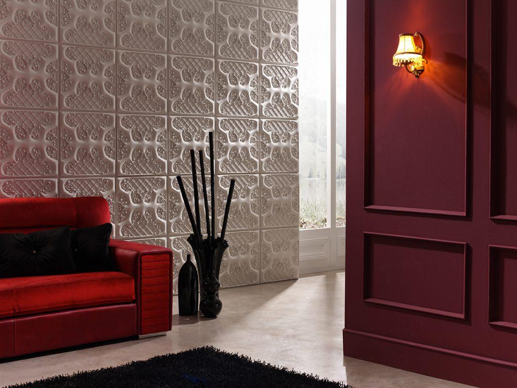 1010 Ashford Decorative wall panel hall