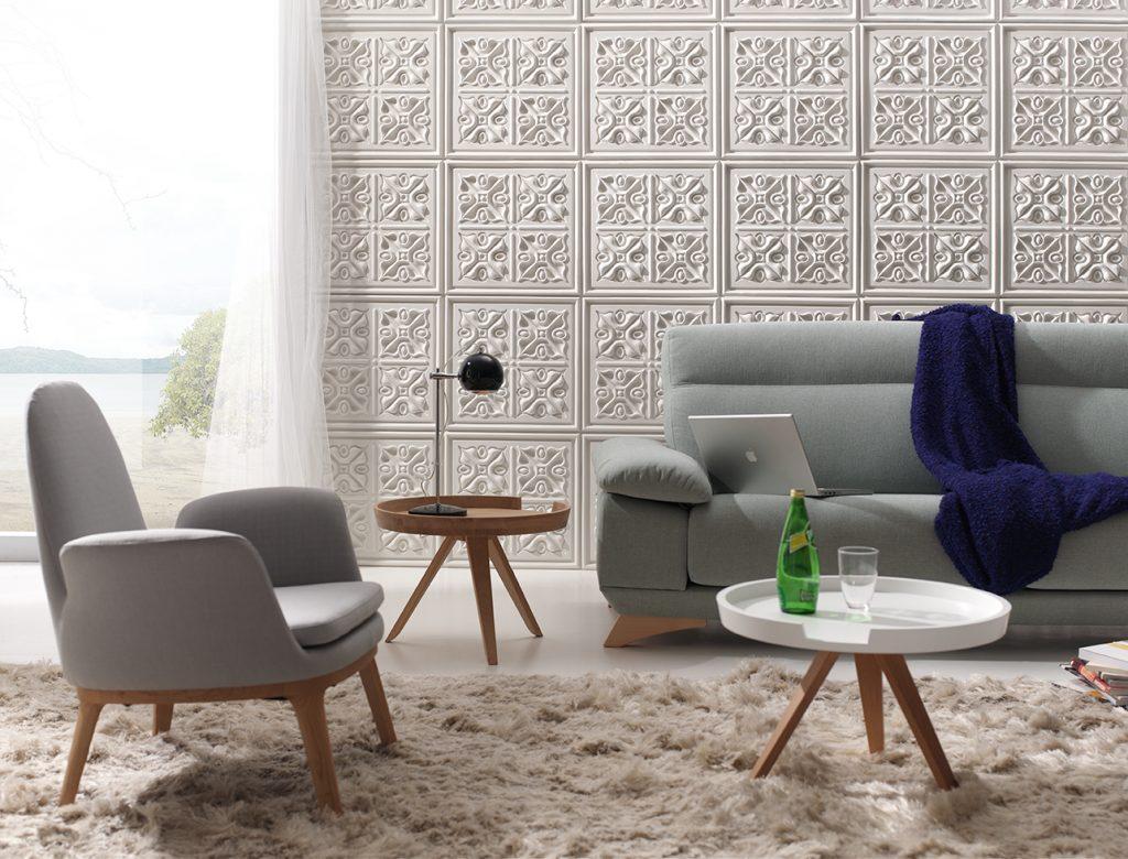 1020 Belver Deccorative Wall panel living room