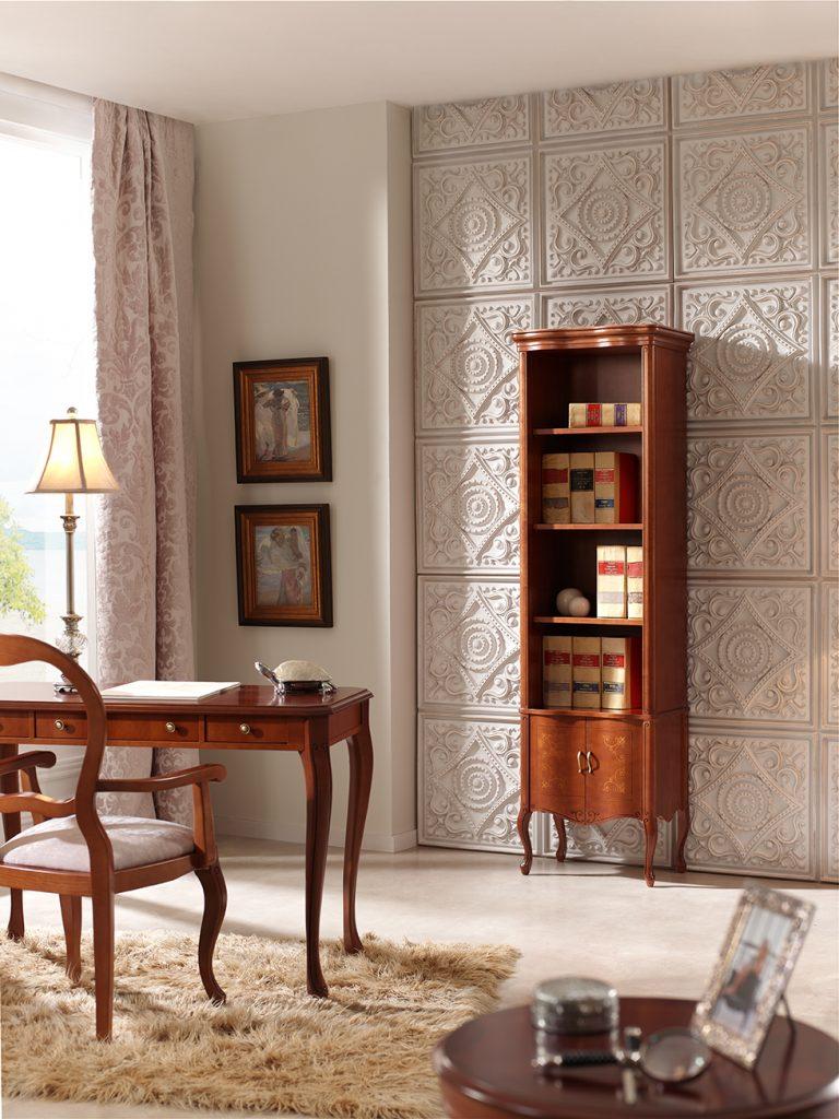 1050 Loira Vintage Wall panel home office