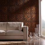 1055 Rusty Loira Vintage Decorative wall panel