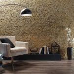 340 Ochre Gran Cubic wall panel decorative furniture