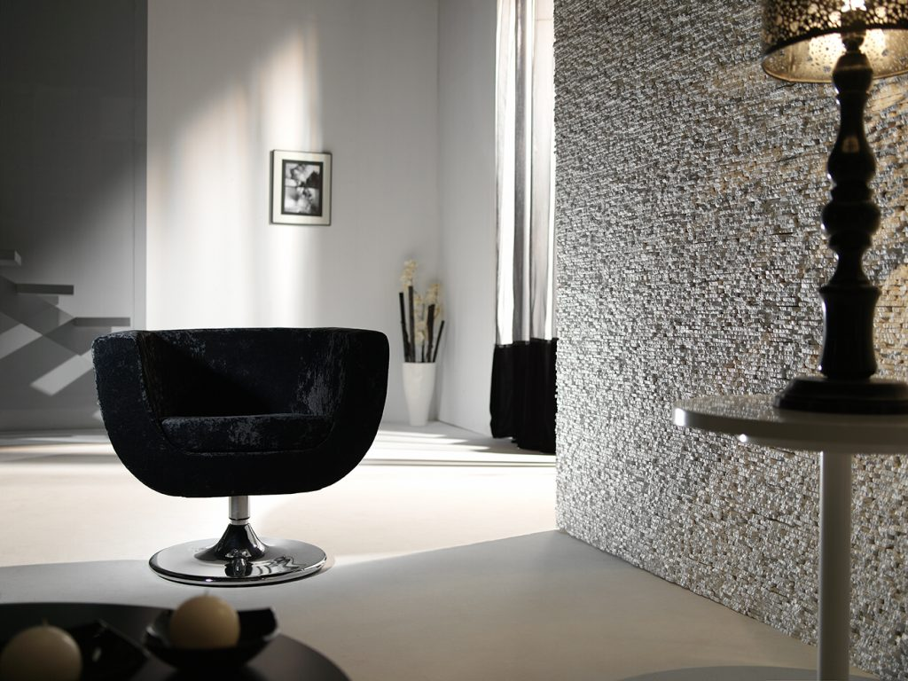 361 Italian White Deluxe Design wall panel