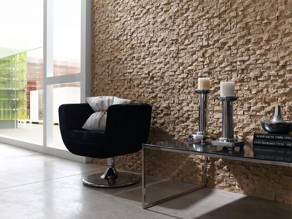450 Ochre Concept Design Wall panel
