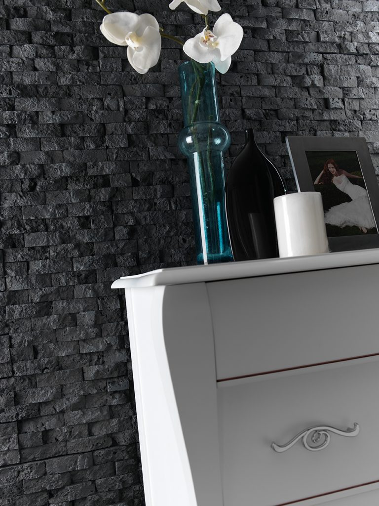 452 Anthracite Concept Design Wall panel chest of drawers
