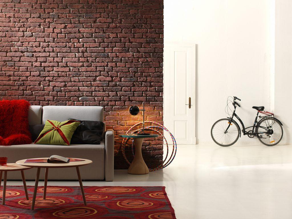 Loft Brick Panels