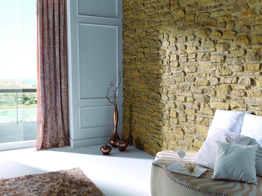 Ochre Arid Stone - Bedroom (120)