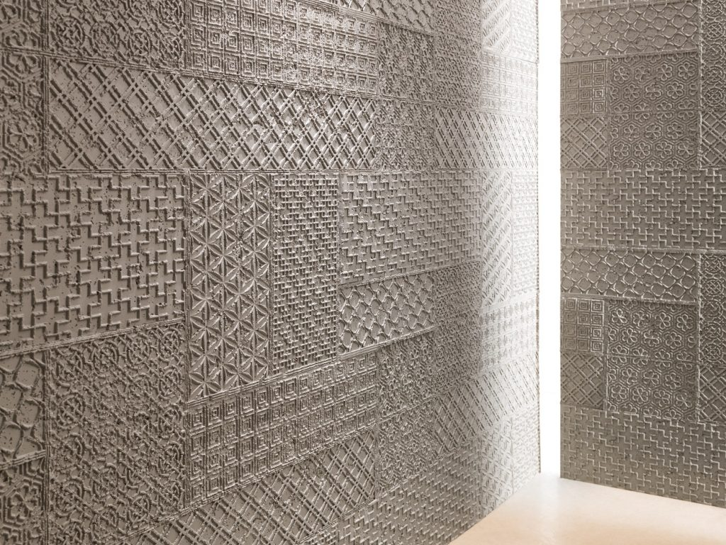 GEOMETRIC CONCRETE PANELS